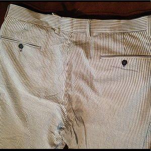 Striped Nautica pants